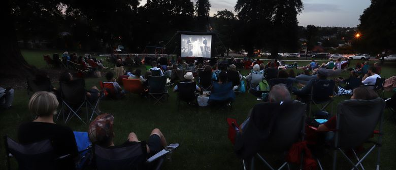 Summer Movies Al Fresco